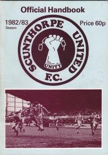 scunthorpe badge 1982