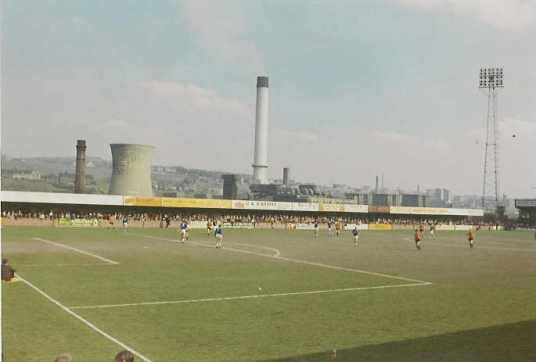 1970 valley parade