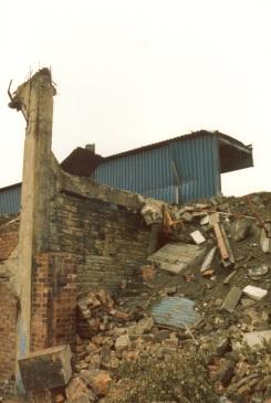 1986 VPde rebuild f