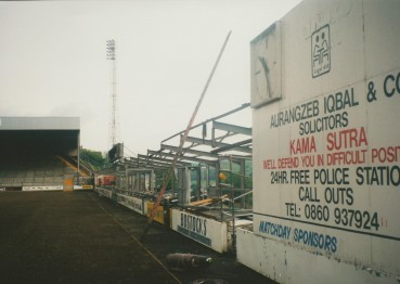 mid rd stand rebuild 1996