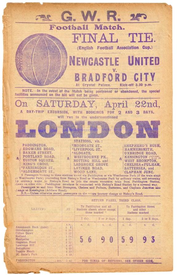 gwr flyer 1911