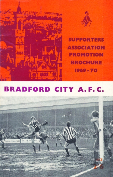 promotion brochure 1969