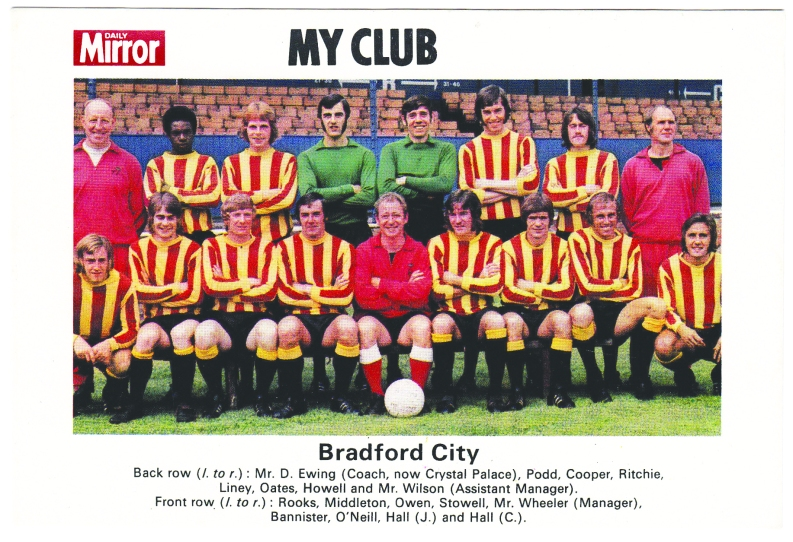 daily mirror 1971-72