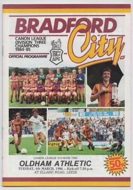Oldham 85-86