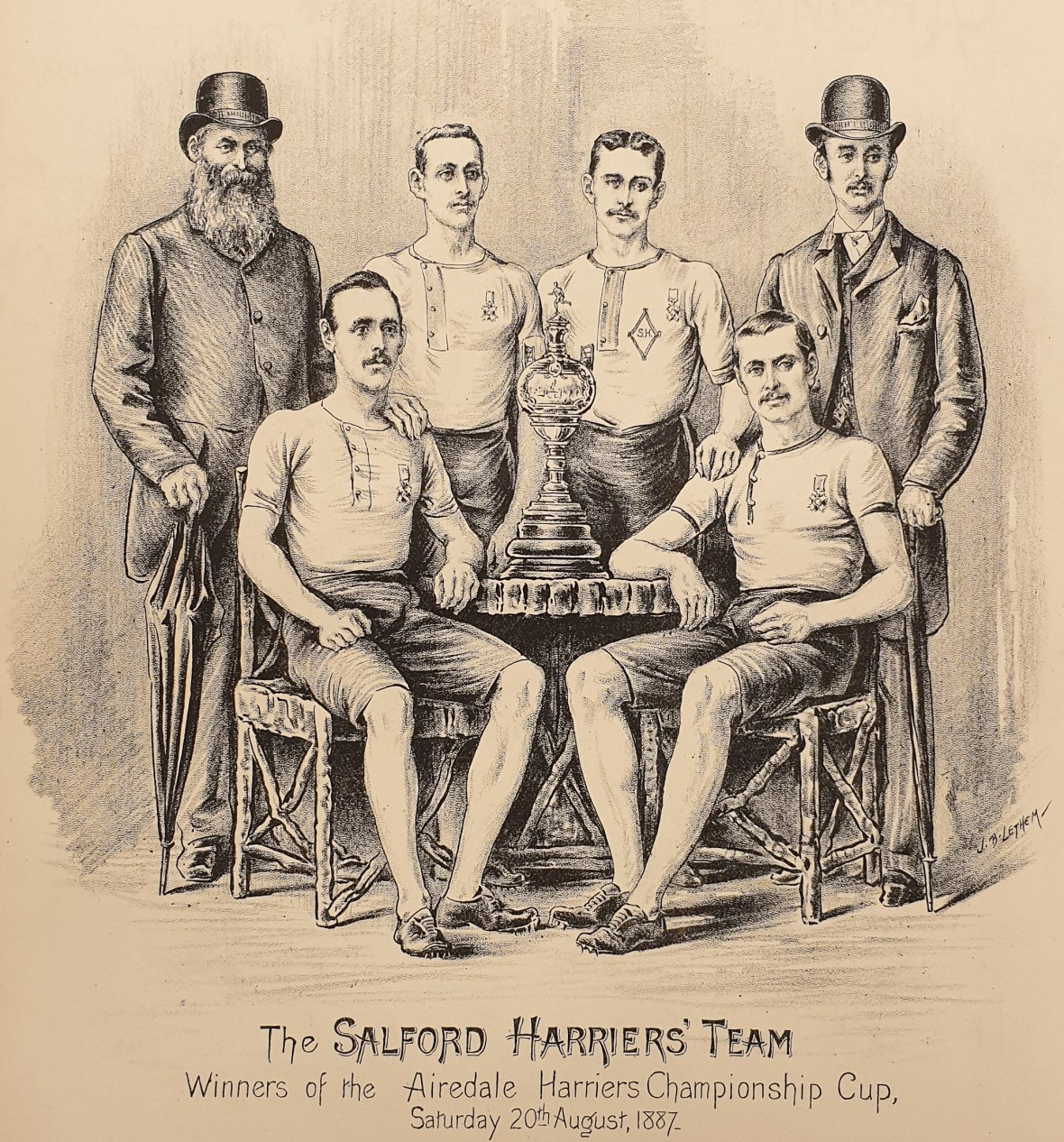 1887-08-26 Salford Harriers