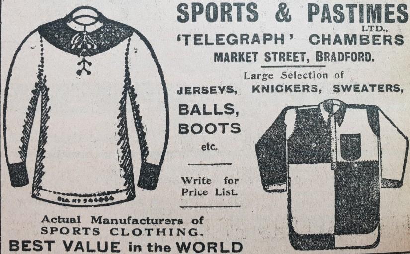 1924-08-23 YS Sports & Pastimes advert