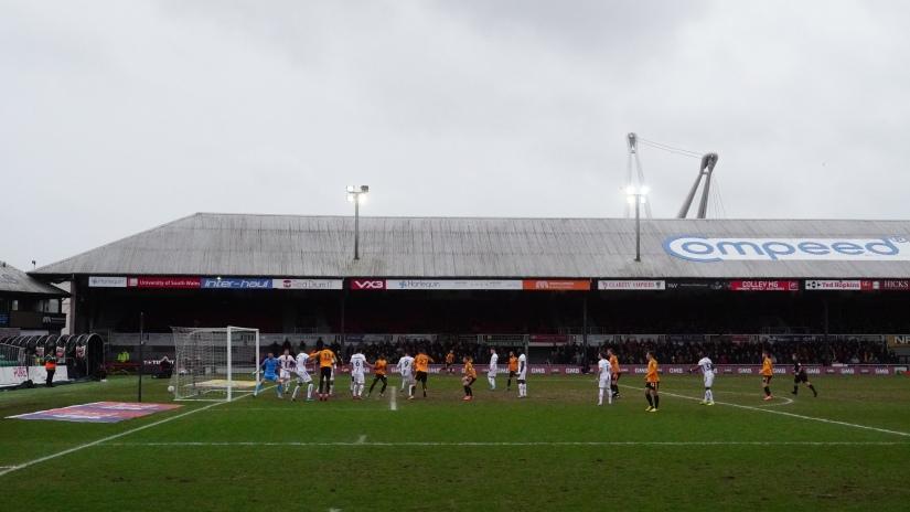 JD305353 Newport first goal