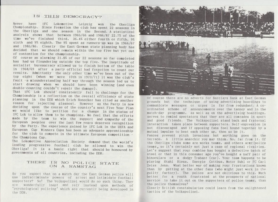 UND NUN VOLL DAMPF pp 14-15