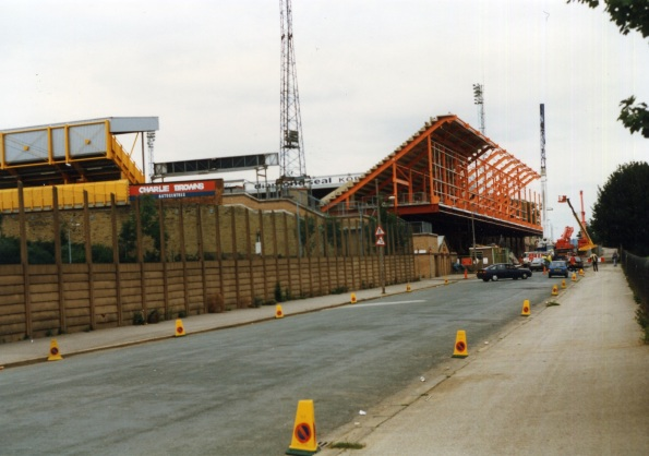 The challenge of the Midland Road site is illustrated by these photographs taken in 1996.