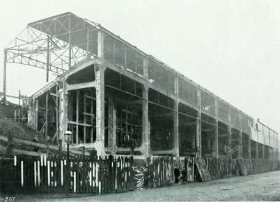 Midland road stand 1908